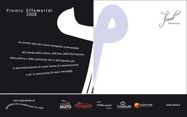 invito premio effemeridi 2008