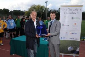 Premio Effemeridi 2012 a Delio Rossi