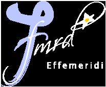 Effemeridi Logo